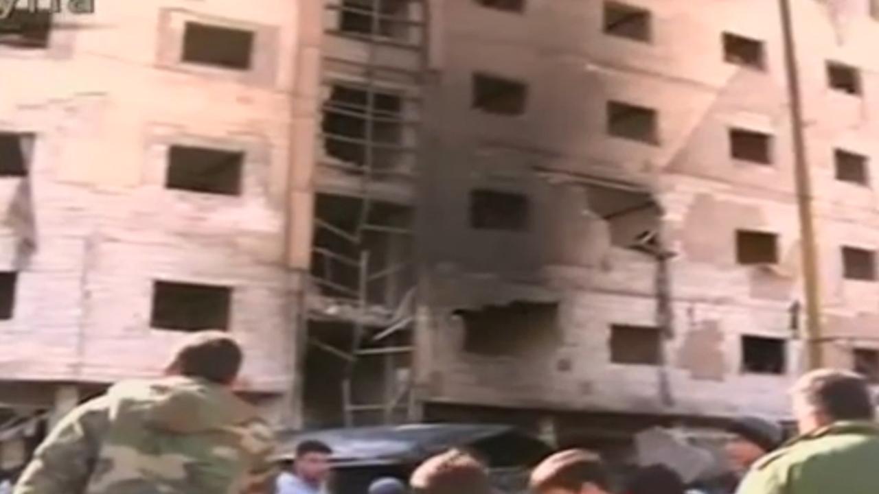 Tientallen doden na bomaanslagen in Damascus