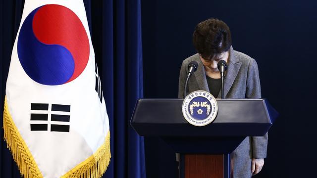 Oppositie Zuid-Korea wil president Park wegstemmen