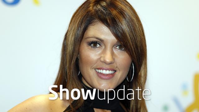 Show Update: Ongelukje Belle Perez op podium