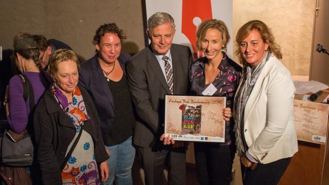 Uitreiking Thea Beckmanprijs ook dit jaar in Archeon