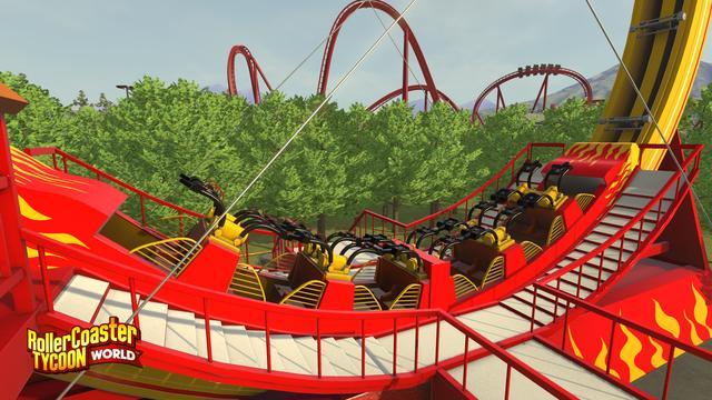 RollerCoaster Tycoon World verschijnt eind maart