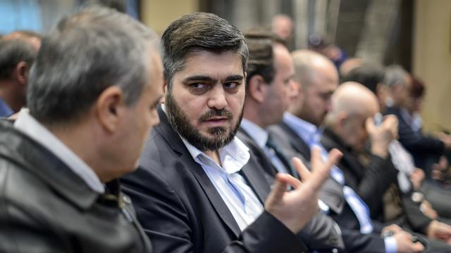 Hoofdonderhandelaar Syrische oppositie stopt met vredesgesprekken