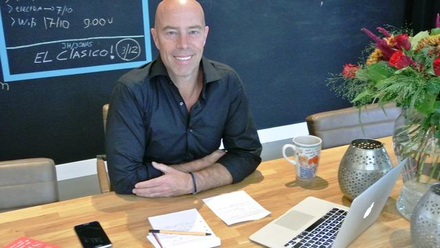 Digital United: 'Ik hoef niet 8 tot 9 uur op kantoor rond te lopen'