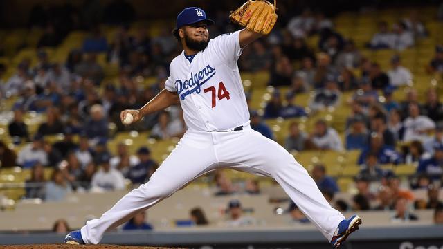 Kenley Jansen (LA Dodgers)