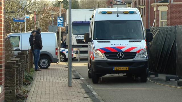 Reconstructie onderzoek dood 28-jarige Jesse van Wieren
