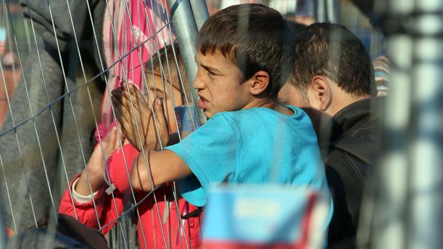Duitsland beperkt aantal grensovergangen voor vluchtelingen