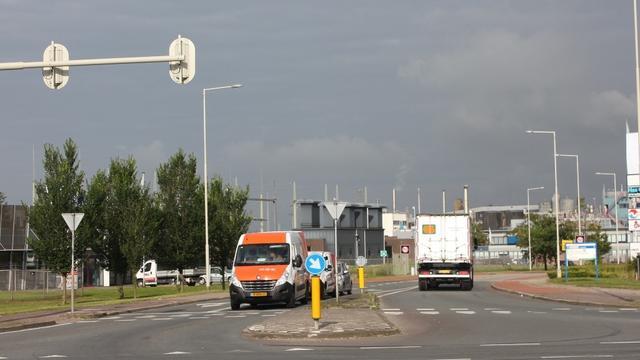 Vrachtwagenchauffeurs toch niet doorgestuurd naar Roosendaal