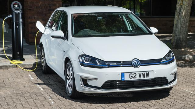 Volkswagen E-Golf verbeterd