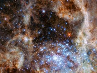 Onduidelijk hoe nieuw ontdekte sterren zijn ontstaan