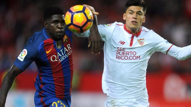 FC Barcelona moet ook verdediger Umtiti weken missen