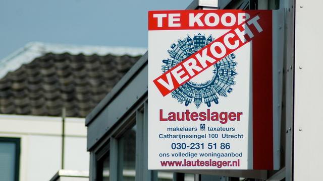 ESRB uit zorgen over Nederlandse woningmarkt om hypotheken