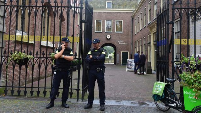 Bedreiger Universiteit Leiden krijgt 120 uur taakstraf