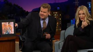 'Throwbackkoningin' Michelle Pfeiffer vertelt over oude foto's