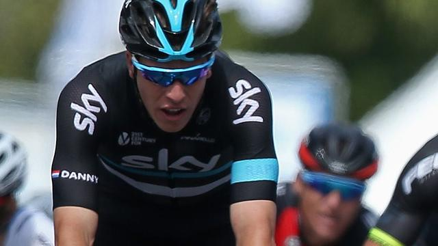 Van Poppel eindigt als vierde in vierde etappe Ronde van Burgos
