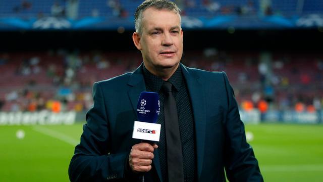 Cultheld Sierd de Vos: 'Ik wil geen behang zijn bij een voetbalwedstrijd'