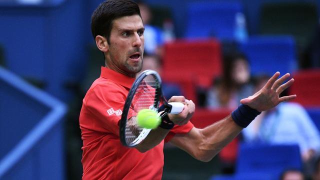 Djokovic en Murray bereiken halve finales in Shanghai