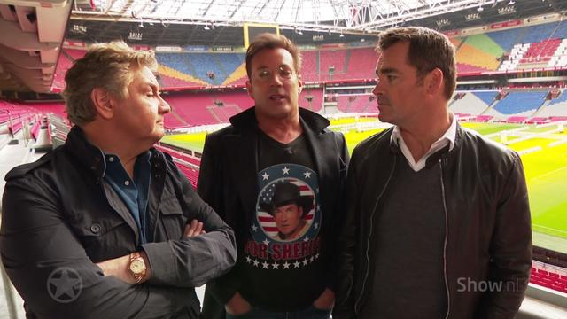 Toppers vinden Gerard Joling 'grootste zeikerd' van de groep