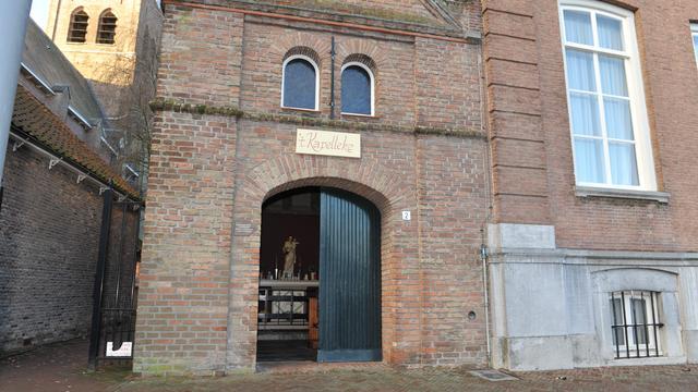 575 euro voor nieuw Mariabeeld in kapel
