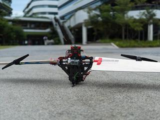 Nieuw ontwerp is compacter dan huidige drones