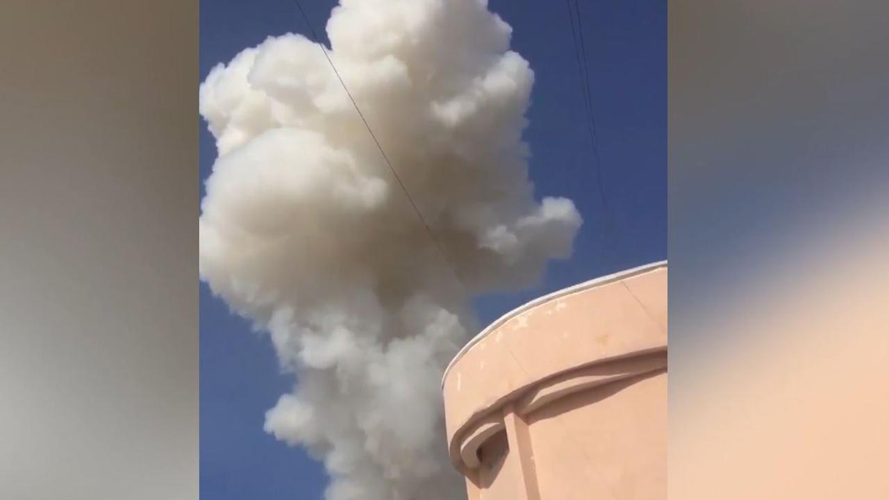 Doden bij explosies nabij vluchthaven Mogadishu