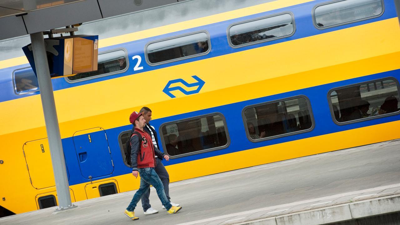 Geen intercity's meer vanaf Station Lelylaan