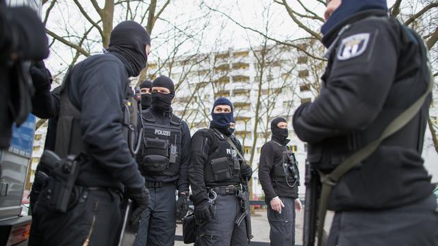 Scholieren Enschede opgepakt door anti-terreureenheid Berlijn