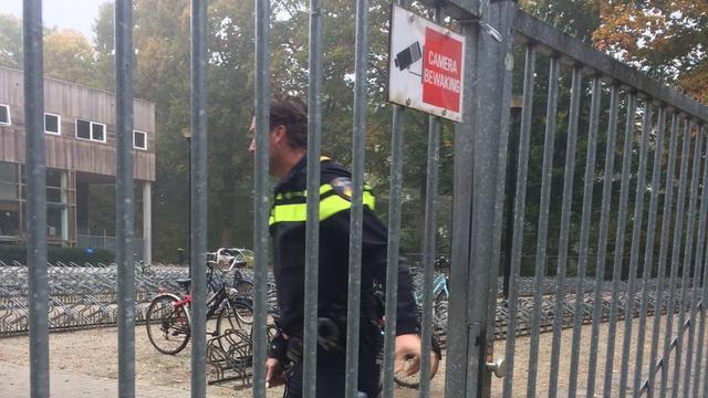 Politiehonden vinden niets bij Maartenscollege