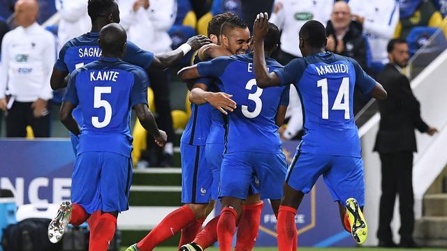 Frankrijk op valreep langs Kameroen, gelijkspel bij Zweden-Slovenië
