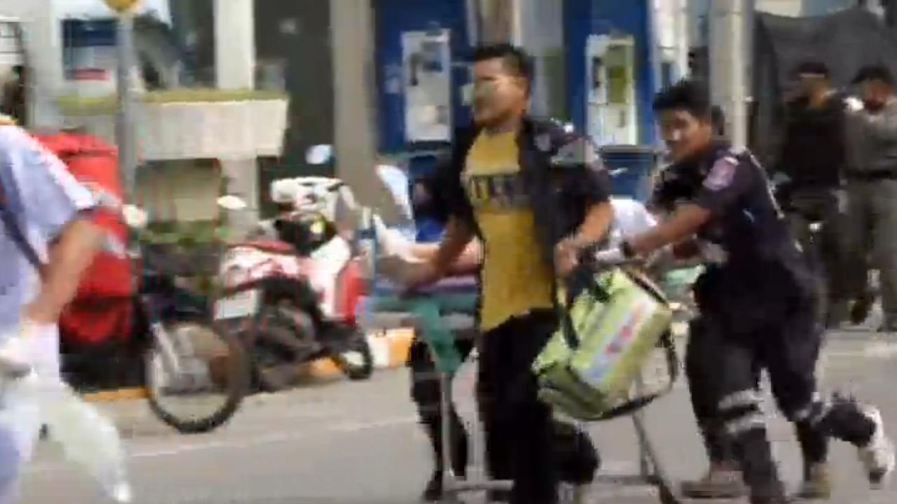 Doden en gewonden na bomaanslagen in Thailand