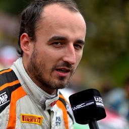 Renault sluit terugkeer Kubica in Formule 1 dit jaar uit