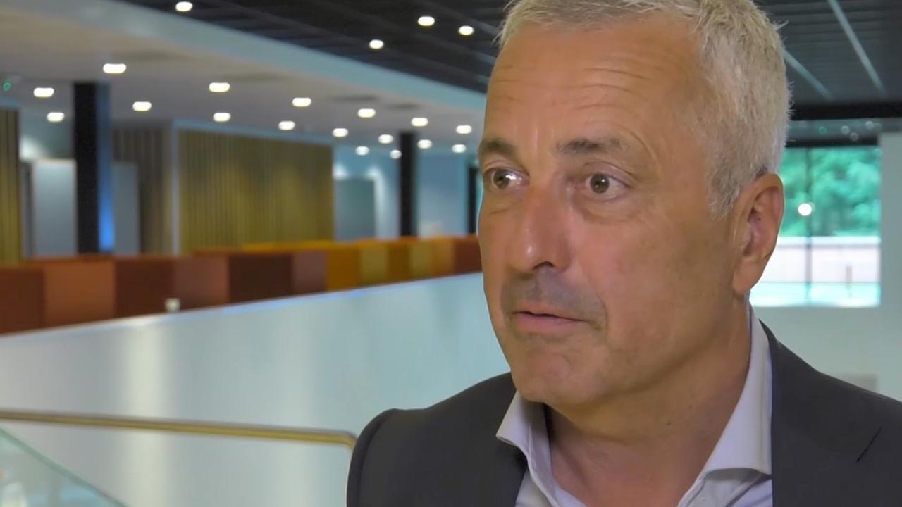 KNVB: 'Niet de mogelijkheid om video-arbitrage volledig in te voeren'