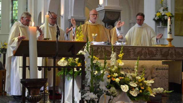 Sint Norbertusparochie krijgt nieuwe pastoor