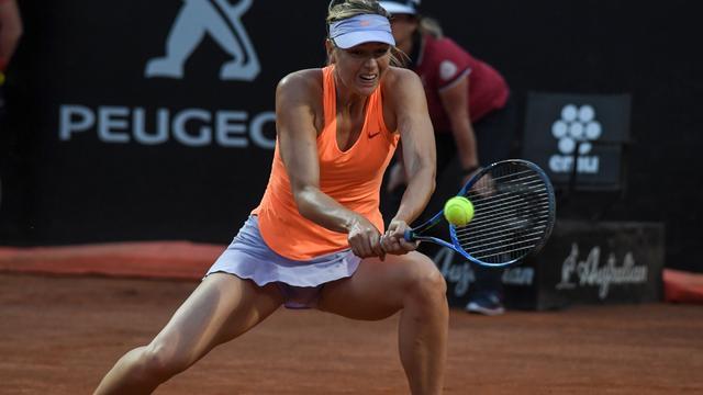 WTA hekelt besluit Roland Garros om Sharapova geen wildcard te geven