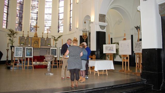 Kunst met grote K in Onze Lieve Vrouwekerk