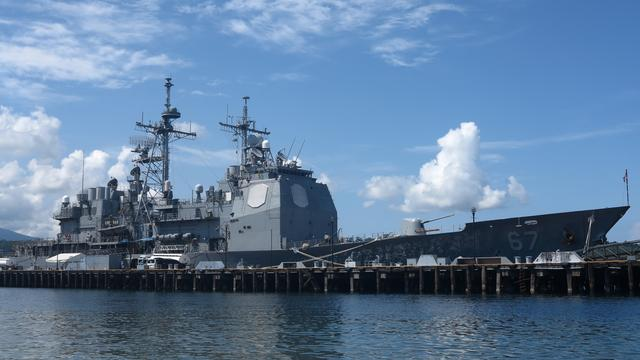 Vermiste matroos VS na zeven dagen teruggevonden aan boord