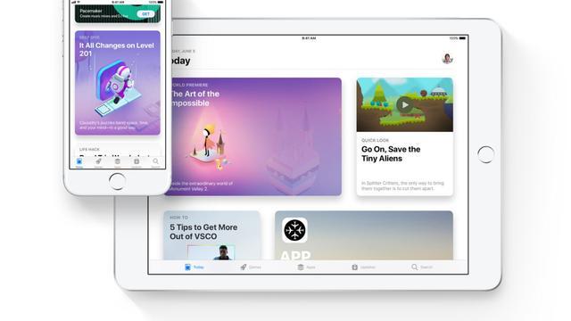 De nieuwe App Store