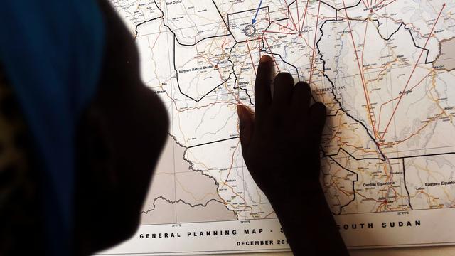 Gedwongen kannibalisme in Zuid-Soedan