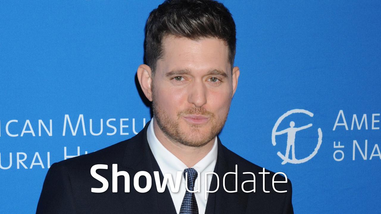 Show Update: zoontje Michael Bublé ernstig ziek?