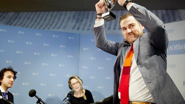 Parlementaire pers kiest Klaas Dijkhoff als politicus van het jaar