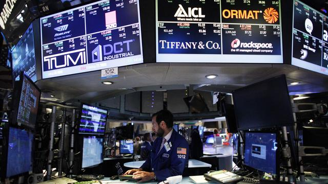 Wall Street eindigt met winst