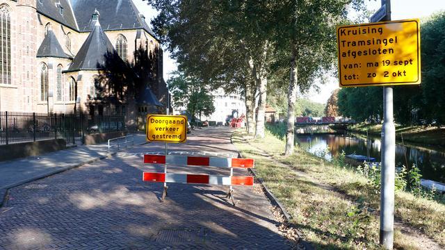 'Geen zorgen Singelloop over wegwerkzaamheden'