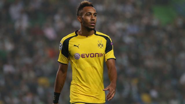 'Aubameyang kort voor duel met Sporting uit selectie Dortmund gezet'