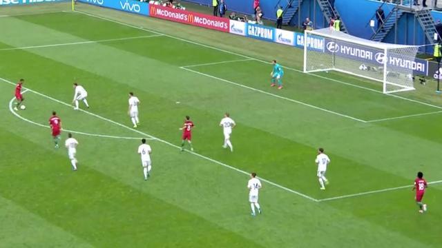 Portugal gemakkelijk langs Nieuw-Zeeland op Confederations Cup (4-0)
