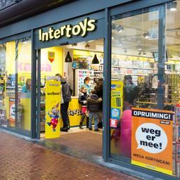 Een vijfde minder speelgoedwinkels in laatste acht jaar