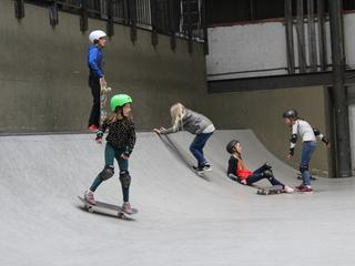 Volgens bedrijfsleider is skaten afgelopen jaren populairder geworden