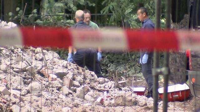 Menselijke resten gevonden in Halsteren