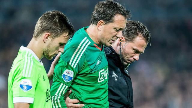 Ajax enkele weken zonder tweede doelman Boer