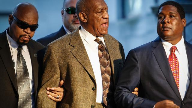 'Twee juryleden geloofden in onschuld Bill Cosby'