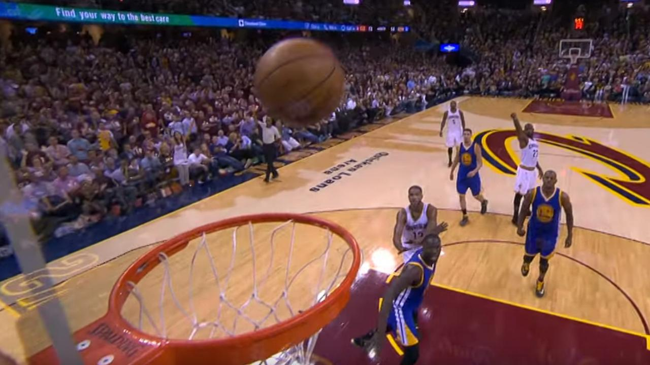 Warriors verslaan Cavaliers in vierde duel NBA-finale