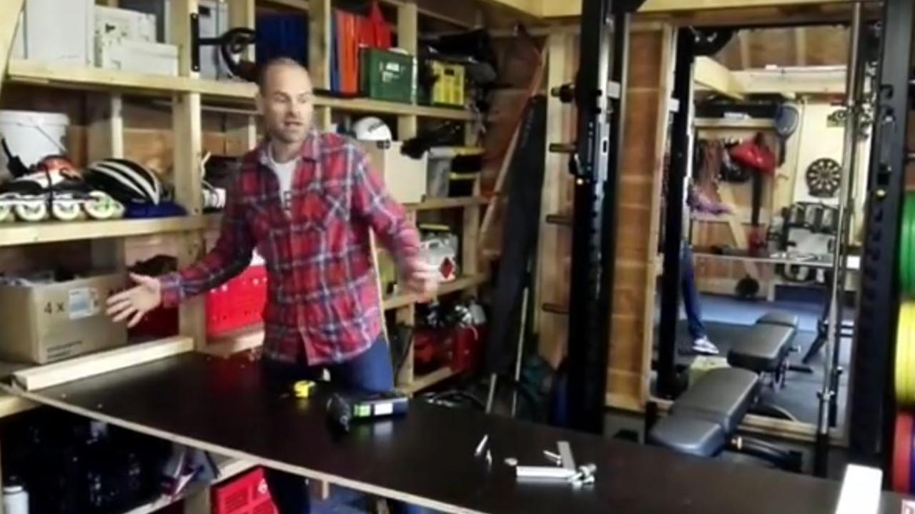 Erben Wennemars maakt schaatsplank